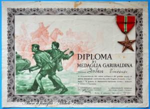 Diploma Garibaldino