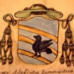 A.C.V.- S. Severo stemma di mons. Summantico