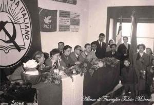 Convegno Provinciale Femminile 28-3-1954 -