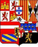 Stemma di Filippo iv di Spagna