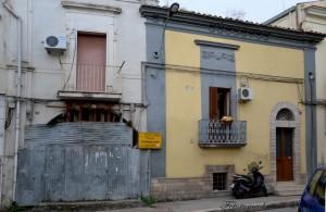 Palazzo famiglia Consalvo