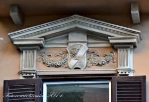Stemma palazzo De Mita