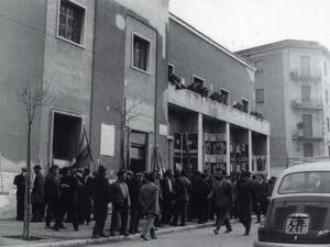 Camera del Lavoro di Foggia, 1963
