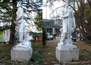 Statue del seminatore