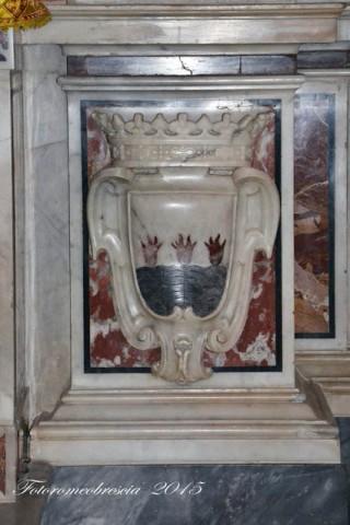 Basilica Cattedrale – Stemma della città di Foggia