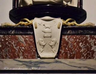 stemma del vescovo mons. Farina